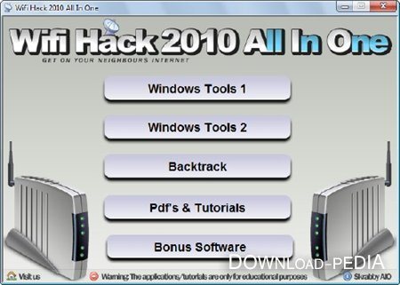 WiFi Hack AIO 2010 (2010/ENG) - ����� �������� WiFi