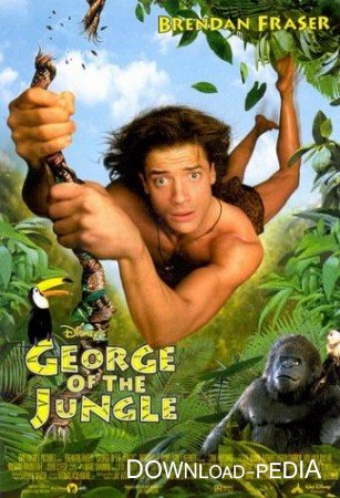 ������ �� �������� / George of the jungle 1997/DVDRip)