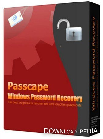 Passcape Windows Password Recovery 4.0.6.368