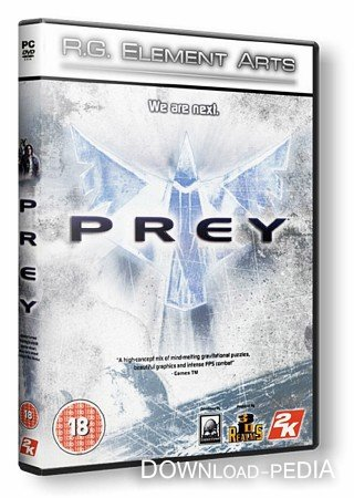Prey [v.1.3] (2006/RUS/RePack �� R.G. Element Arts)