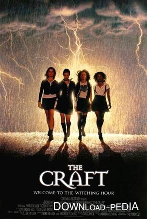 ���������� / The Craft (1996 / DVDRip)