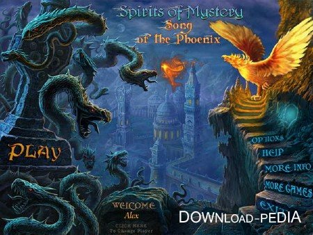 Spirits of Mystery 2 Song of the Phoenix 2012