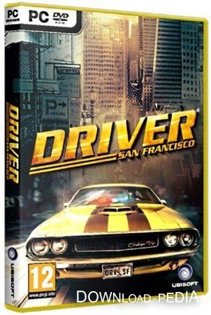 Driver: San Francisco [v1.04] (2011/PC/Rus/RePack) от UltraISO