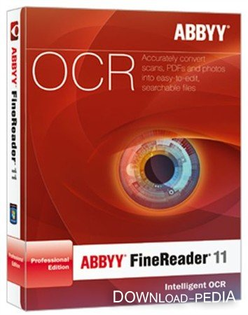 ABBYY FineReader 11.0.102.583 Professional Edition Final (MULTI/RUS)