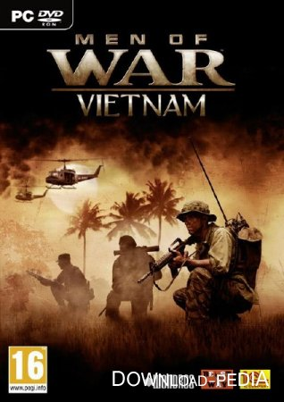 ����������: ������� / Men of War: Vietnam (2011/RUS/Repack �� PvGame)