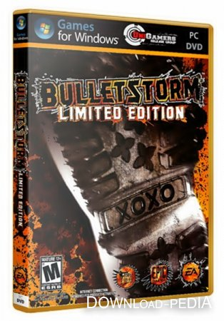 Bulletstorm: Limited Edition v.1.0.7147.0 [Update 3]+DLC (2011/RUS/ENG) RePack �� R.G. UniGamers