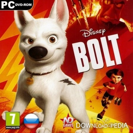 ����� / Disney's Bolt (2008/Rus/Repack by R.G.UniGamers)
