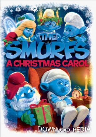 ��������.���������� ���� / The Smurfs A Christmas Carol