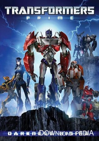 ������������: ����� / Transformers Prime Darkness Rising (2011) DVDRip