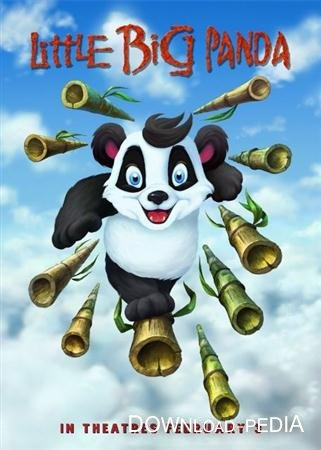 ������� c������:���������� ����� / Little Big Panda (2011 / DVDRip)