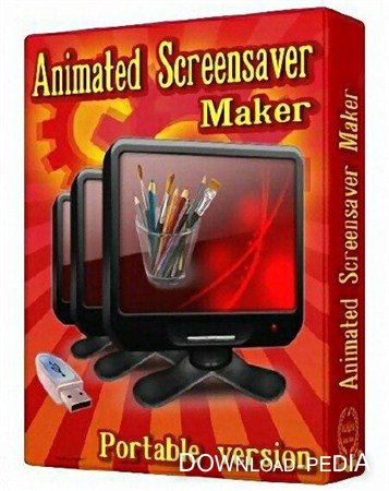 Animated Screensaver Maker 3.0.3 Portable