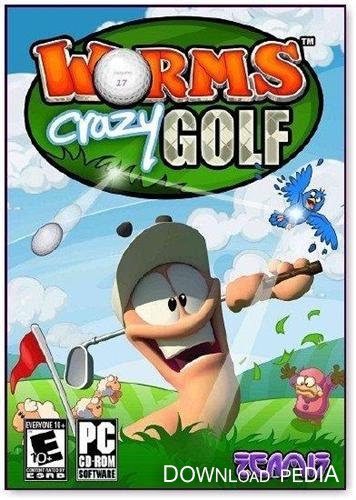 Worms Crazy Golf (2011) ENG