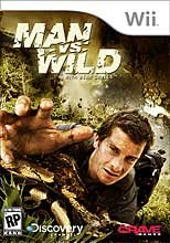 Man vs. Wild (2011/Wii/ENG)
