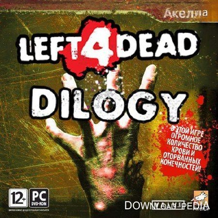 ������� Left 4 Dead (2009/RUS/ENG/RePack by R.G. UniGamers)