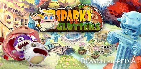Sparky vs Glutters (1.2) [������, ENG][Android]