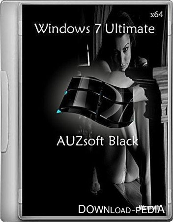 Windows 7�64 Ultimate AUZsoft Black v.5.12 (RUS/2012)