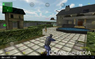 Counter Strike portable 0.7 beta Android