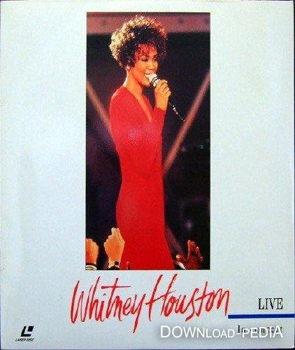 Whitney Houston - Live in Concert (1991) VHSRip