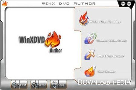 WinX DVD Author 6.0