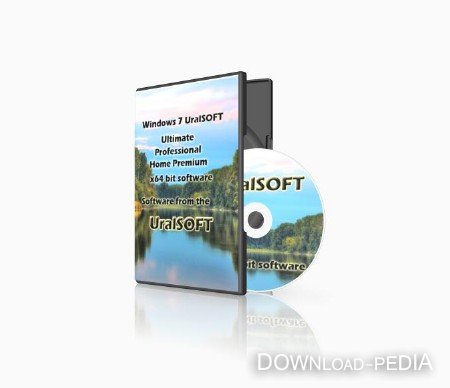 Windows 7x64 UralSOFT v.2.6.12