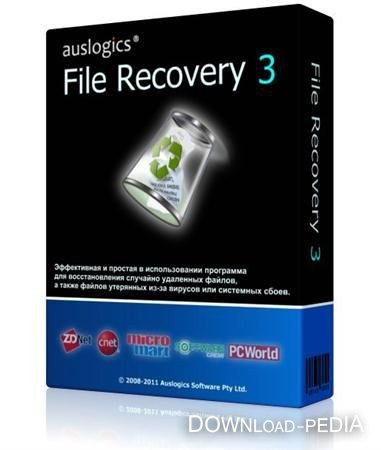 Auslogics File Recovery 3.2.1.0