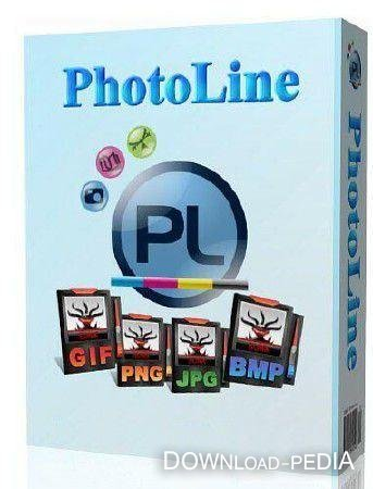PhotoLine 16.54/Portable (Multi/Rus)