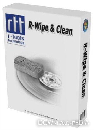 R-Wipe&Clean v9.7 build 1823 Portable