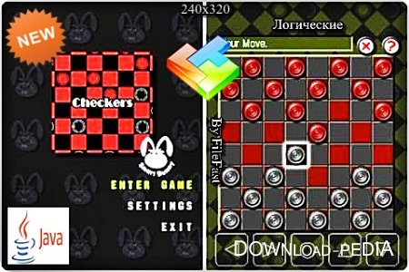 SmartBunny Checkers / ����� � ������� ����� ��������