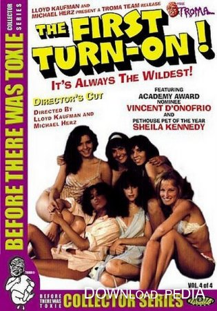 ���������� ������ �������� ����������� ����� / The First Turn-On! (1983/DVDRip/1400Mb)