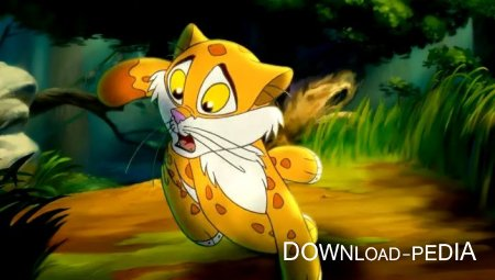 ������ �������� ������� ����� / Little Big Panda (2011 / DVDRip)