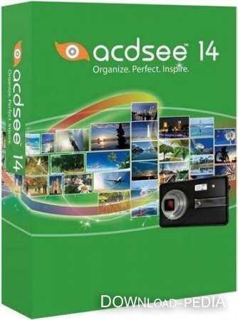 ACDSee Photo Manager 14.1 Build 137 RUS