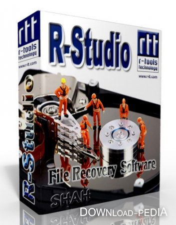 R-Studio v 5.4.134577 Rus Portable by goodcow