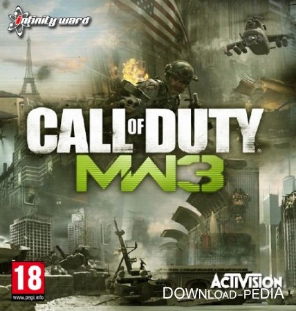 Call of Duty: Modern Warfare 3 (2011/RUS) FULL CRACKED