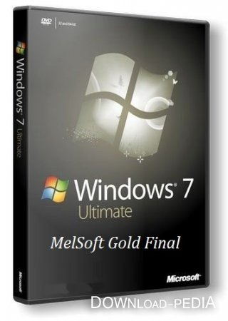Windows 7 MelSoft Gold Fina v.3.1 x64 (2012/ RUS)