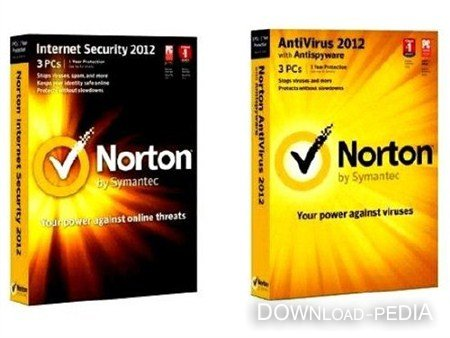 Norton Internet Security/Norton AntiVirus 2012 19.5.1.2 Final