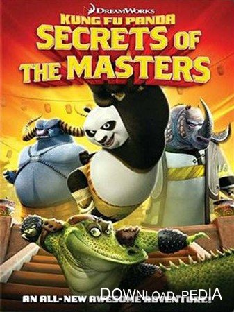 ����-�� �����: ������� �������� / Kung Fu Panda: Secrets of the Masters (2011) DVDRip