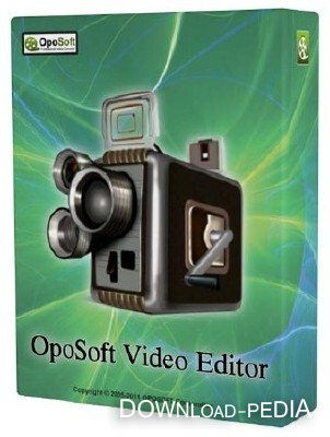 OpoSoft Video Editor v7.2 (ENG/RUS)
