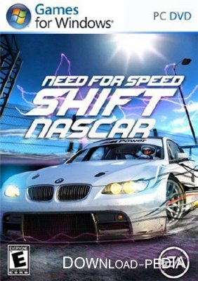 Need For Speed Shift Nascar 2012