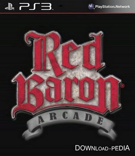 Red Baron Arcade (2011/ENG/PS3) от DUPLEX