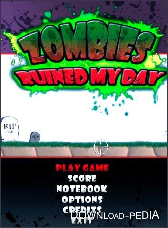 Zombies Ruined My Day (2012) PC