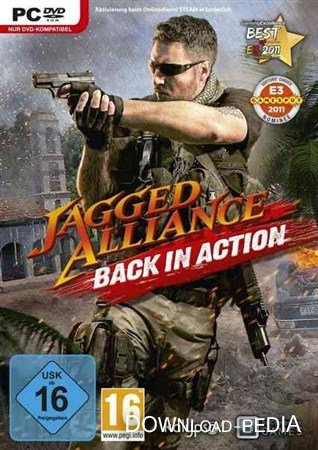Jagged Alliance: Back in Action v.1.06 + 4 DLC (2012/RUS/RePack Best-Torrent)