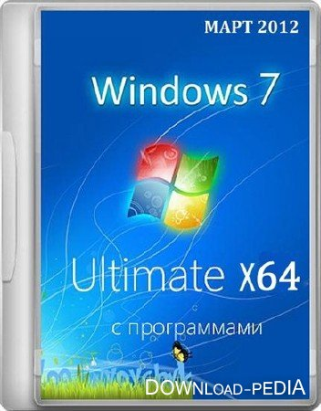 Windows 7 Ultimate SP1 �64 by Loginvovchyk (soft/19.03.2012)