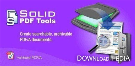 Solid PDF Tools 7.2 build 1498 RePack by Boomer