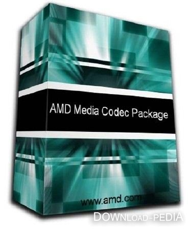 AMD Media Codec Package 12.2