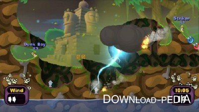 Worms Reloaded: Game of the Year Edition (2012/ENG/ PC)Repack