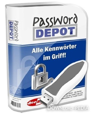 Password Depot Professional v6.1.2 Portable