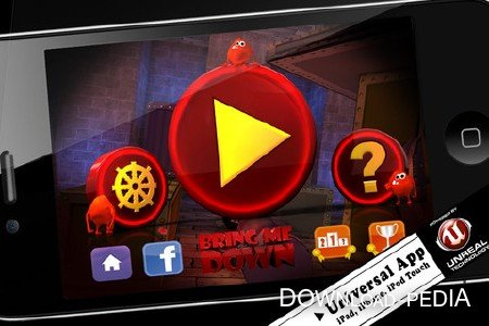 Bring Me Down v1.2.1 [iPhone/iPod Touch]