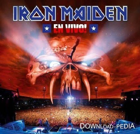 Iron Maiden - En Vivo! (Live) (2012)
