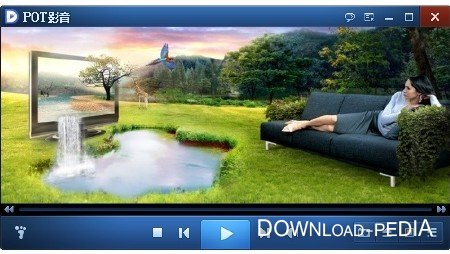 Daum PotPlayer 1.5.32840 Portable (ENG/RUS)2012