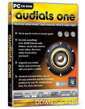Audials One 9.1 Build 13600.0